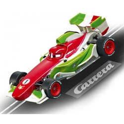 Carrera GO slot car Neon Bernoulli 1/43