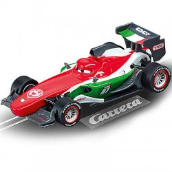 Carrera GO slot car Carbon Bernoulli 1/43