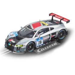 Digitale slotrace auto Audi R8 LMS no.28 1/32