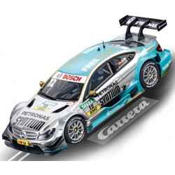 Digitale slotrace auto AMG Mercedes C DTM 1/32