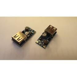9-12-24V in USB 5v 2A uit converter
