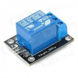 Arduino schakelrelais wissel 5V spoelspanning