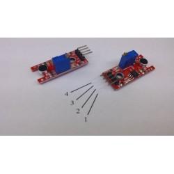 Arduino gevoelige microfoon module