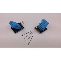 Arduino vochtsensor