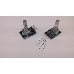 Rotary encoder 20stap 18'/ stap