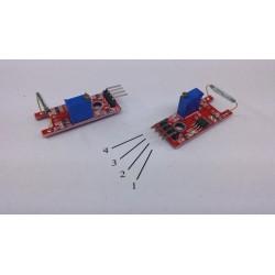 Arduino reed sensor module (magnetisch veld)