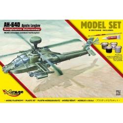 GESCHENKSET AH-64D APACHE LONGBOW 1/72