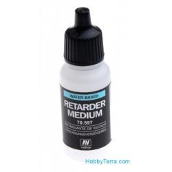 Retarder medium 17ml.