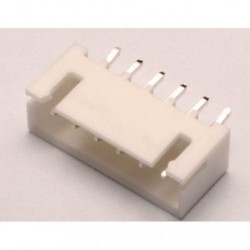 Female balanceer connector 5S XH p/st.