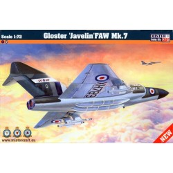 GLOSTER JAVELIN FAW MK.7 1/72