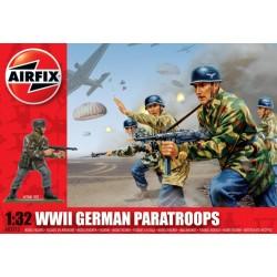 WWII GERMAN PARATROOPERS 1/32