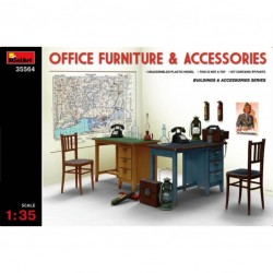 OFFICE FURNITURE & ACC 1/35