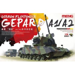 GERMAN FLAKPANZER GEPARD A1/A2 1/35