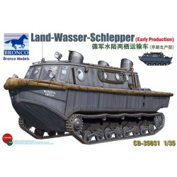 LAND-WASSER-SCHLEPPER (EARLY) 1/35