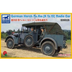 GERMAN HORCH FU.KW RADIO CAR 1/35