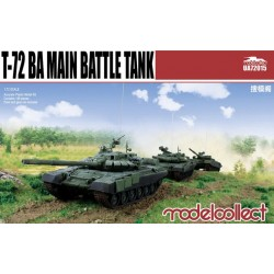 T-72 BA MAIN BATTLE TANK 1/72