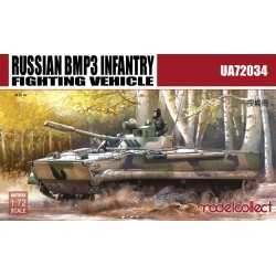 RUSSIAN BMP3 INFANTRY FIGHTING VEHICLE 1/72