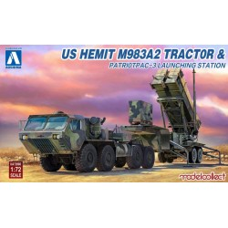 US HEMTT M983A2 LAUNCHING STATION 1/72