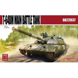 T-64BM MAIN BATTLE TANK 1/72