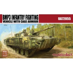 BMP3 INFANTRY FIGHTING VEHICLE 1/72