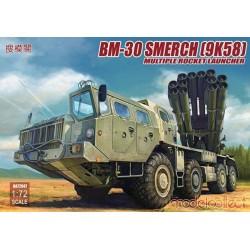 BM-30 SMERCH 9K58 LAUNCHER 1/72