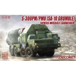 S-300PM/PMU MISSILE LAUNCHER 1/72