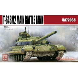 T-64BM2 MAIN BATTLE TANK 1/72