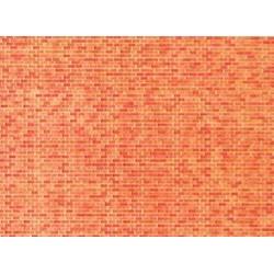 1:160 muurplaat bakstenen 250x125mm