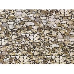 """1:87 muurplaat natuursteen """"monzonit"""" 250x125mm"""