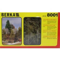 filigraan bomen 15st. 12-15cm