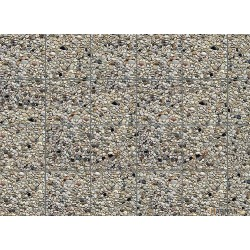 1:87 betonmuur 250x125mm
