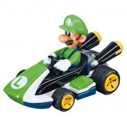 Carrera GO Mario kart 8 Luigi