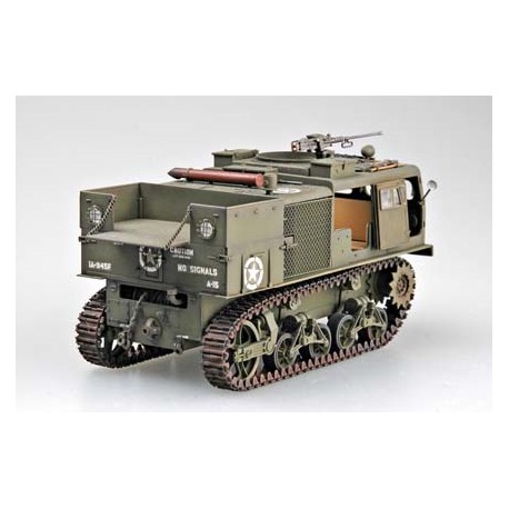 M4 HIGH SPEED TRACTOR(3-in./90mm) 1/35