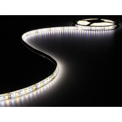 5m ledstrip wit en warmwit 600 led's 3528 12v