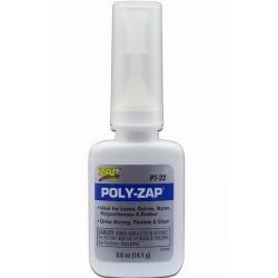 "ZAP ""polyzap"" 14gr lexaanlijm"