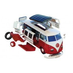 QUICK BUILD VOLKSWAGEN CAMPER VAN LEVEL 1!