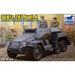 GERMAN SD.KFZ. 247 AUSF. A 1/35