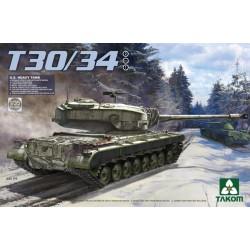 U.S. HEAVY TANK T30/35 1/35