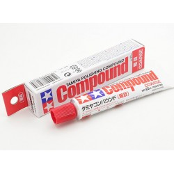 Tamiya Polishing compound 22ml.
