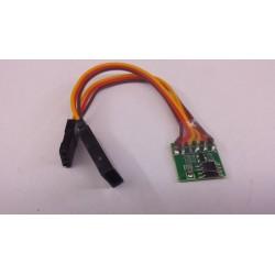Servo reverse module (omkeerschakeling)