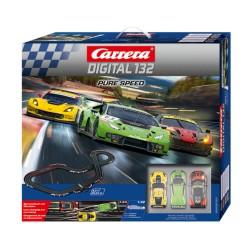 Digitale racebaanset Pure Speed 8mtr.