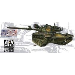 M60A3 TTS PATTON MAIN BATTLE TANK 1/35