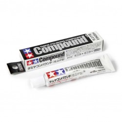 Tamiya polishing compound finish 22ml.