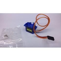 low cost micro servo 9gr.
