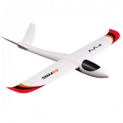 Foam werpvliegtuigje 60cm