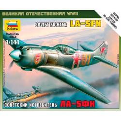 SOVIET FIGHTER LA-5FN 1/144