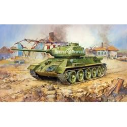 SOVIET MEDIUM TANK T-34/85 1/72