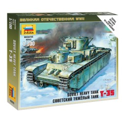 SOVIET HEAVY TANK T-35 1/00