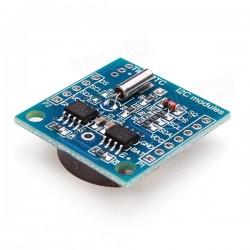 Real time arduino clock module met 2032 batterij