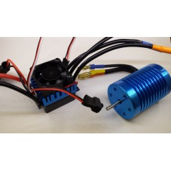 1/10 brushless set 4400kv 45A